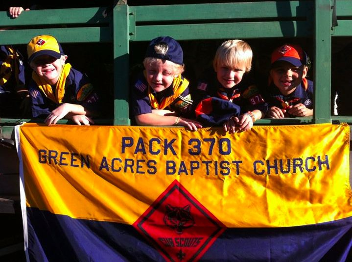 Cub Scout Pack 370 – Tyler TX – BSA Cub Scouting Sponsored